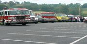 Kentucky Firefighters Volunteer/Paid