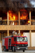 Iraqi Firefighters