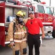 Lake Okeechobee firefighters