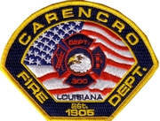 Carencro Firefighters