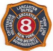 Lancaster Fire Departments, Lancaster, NY