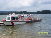 Fire Departments with Boats