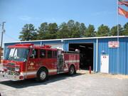 Calion Fire Dept  Calion, Arkansas