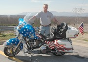 FireFighters Who Ride Custom Motorcycles