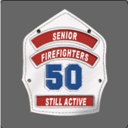 SENIOR FIREFIGHTERS, But Still Active