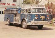 Blue Fire Trucks r Us