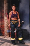 Sisters in the Fire Service for Fitness