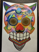 ~Bronco Skull~