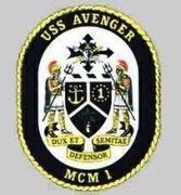 USS Avenger
