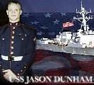 USS Jason Dunham DDG 109