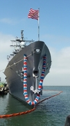 The New USS Cowpens Crew
