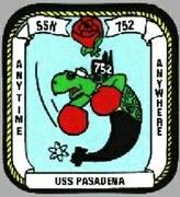 USS Pasadena