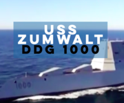 USS Zumwalt (DDG 1000) The Big Z!
