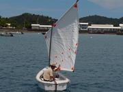 sailing dingy for tiki46
