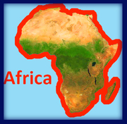 City/Area Group | AFRICA