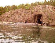Underground Hidden Facilities