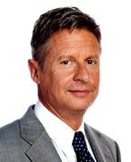 Libertarian Gary Johnson For President 2012