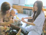 China Zhang Yu's Child Massage