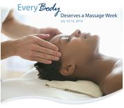 EveryBody Deserves A Massage Week