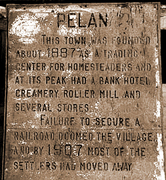 Pelan Township & the village of Pelan