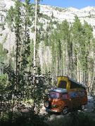 Montana Camping & Driving