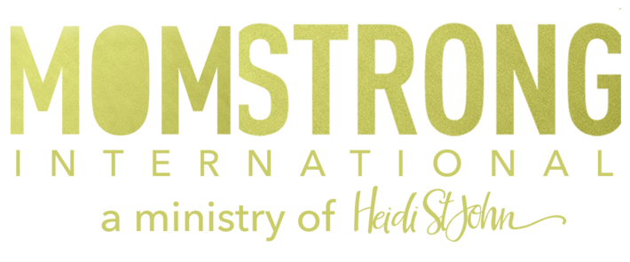 MomStrong International Logo