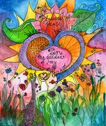 Garden of my Heart - version 1