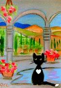 The Cats of Tuscany