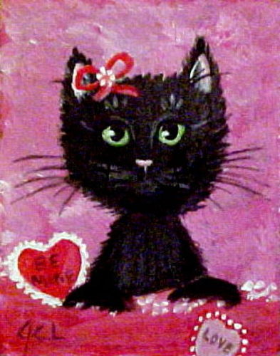 Valentine Kitty #2