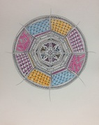Colourful Mandala