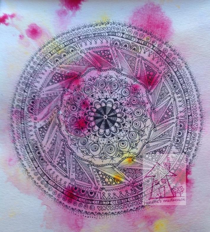 Freestyle Mandala