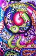 tribal rainbow