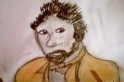a van Gogh portrait