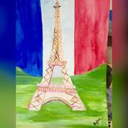 My recent work...pray for Paris