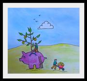 Charlie's Money Tree