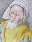 Coloured Pencil Portraits