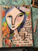 Daily art journal