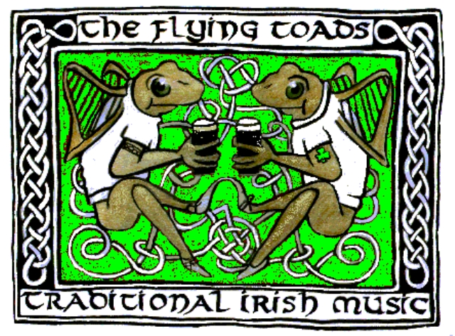 The Flying Toads