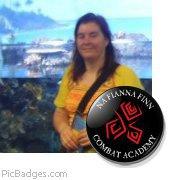 In Barcelonla, proudly edited with a Na Fianna Finn Combat Academy badge :)