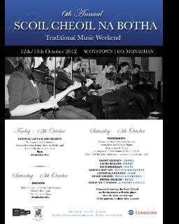 Scoil Cheoil Na Botha 2012