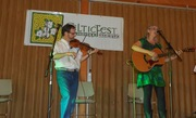 Banna de dhá perform at Celtic Fest MS