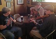 Tom, Andra & Scott @ McSharry's