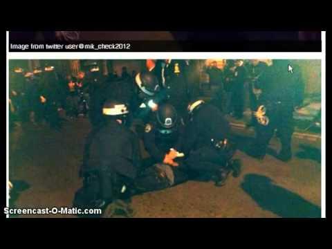 Breaking - Total media blackout of Police Flooding-in to Brooklyn Neighborhood New York