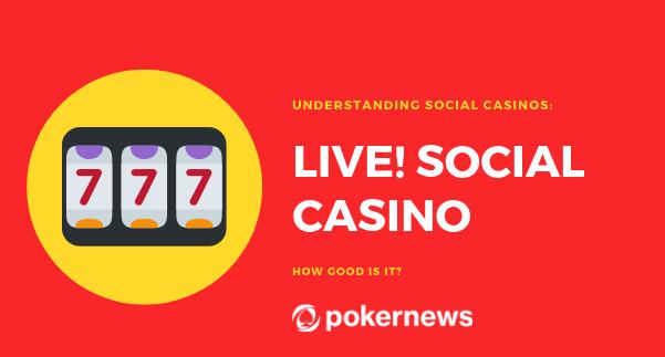 Live Social Casino review Online