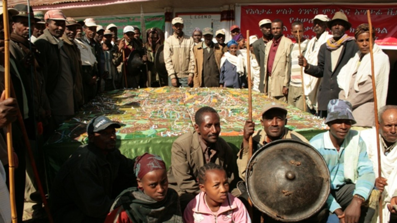 Mapping for Change: The experience of farmers in rural Oromiya, Ethiopia