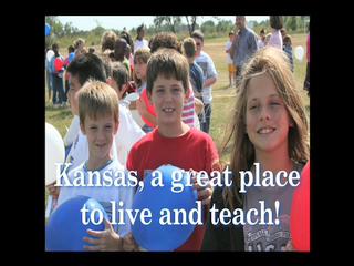 Teach in Kansas!