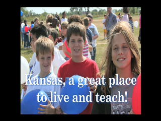 Teach in Kansas!