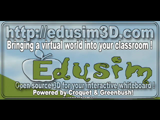 Edusim/Croquet tips and tricks - apply textures & create objects