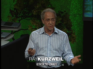 Ray Kurzweil Presentation on Technological Growth in the 21st Century
