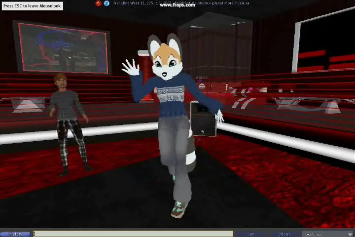 Practice Foreign Languages in Second Life